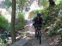 Mountain Biking in El Prieto Canyon