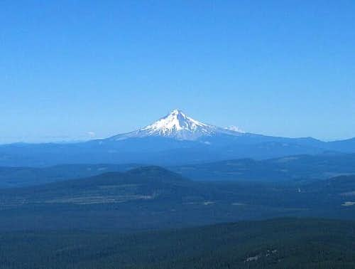 From the top of Olallie...
