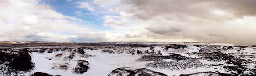 Bleaklow panorama