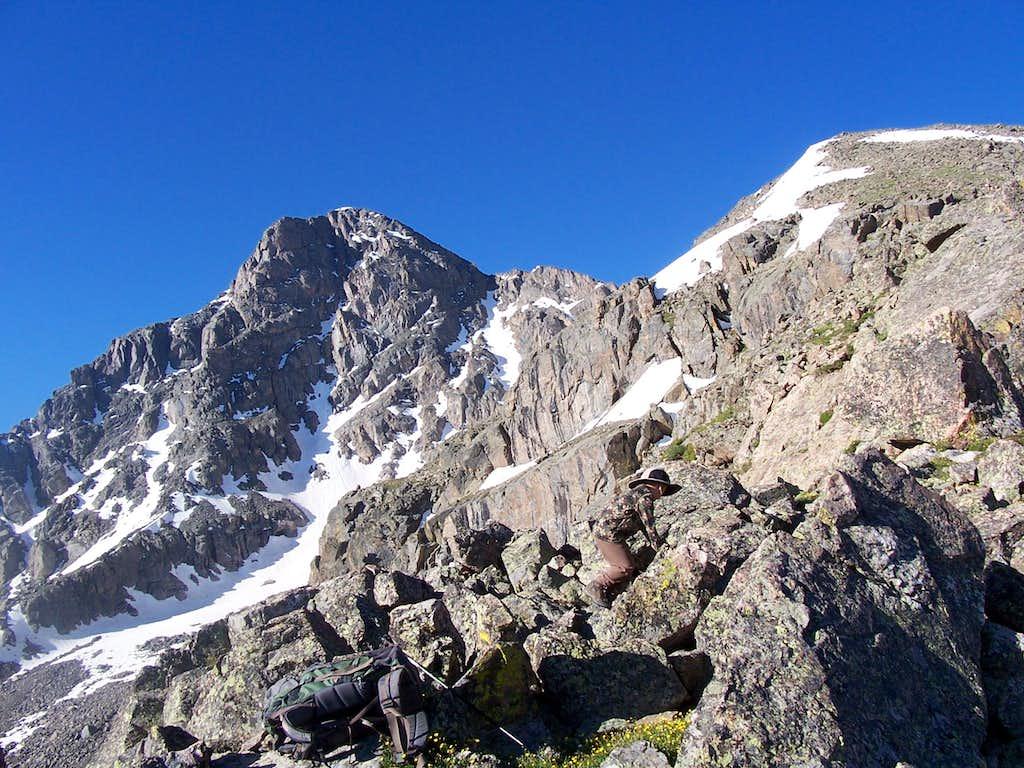 North Ridge of Holy Cross