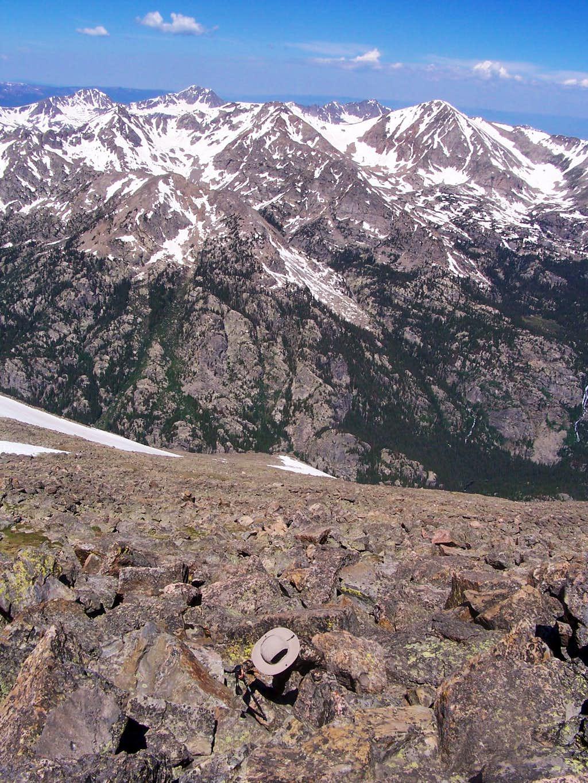 Climbing the North Ridge