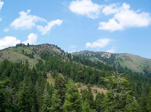 Fields Peak