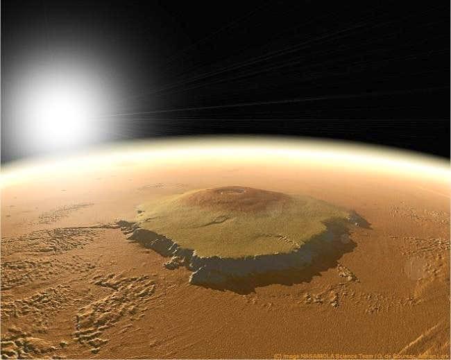 Mars missions on...