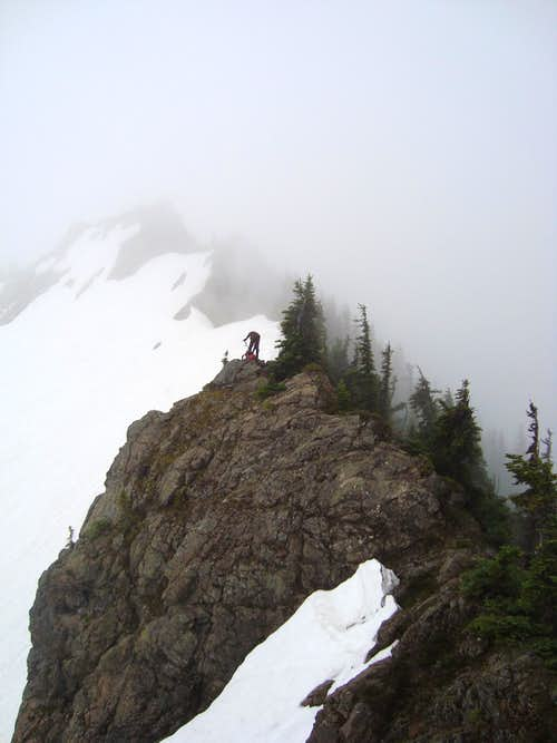 Church Mountain in July
