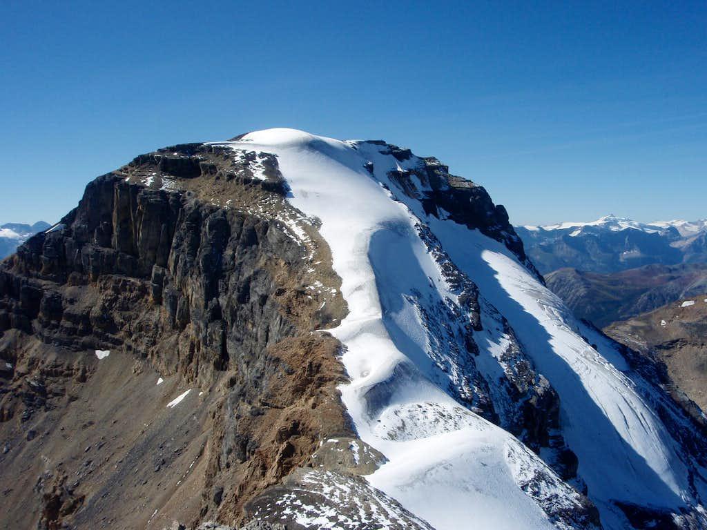 Mount Richardson from Pika