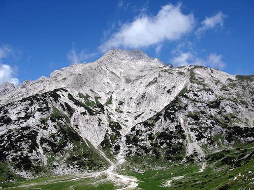 Ojstrica (2.350 mtrs)