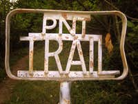 Pacific Northwest Trail Sign