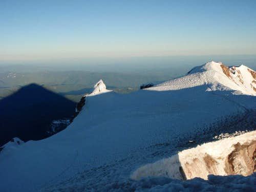 Mt. Hood s Shadow
