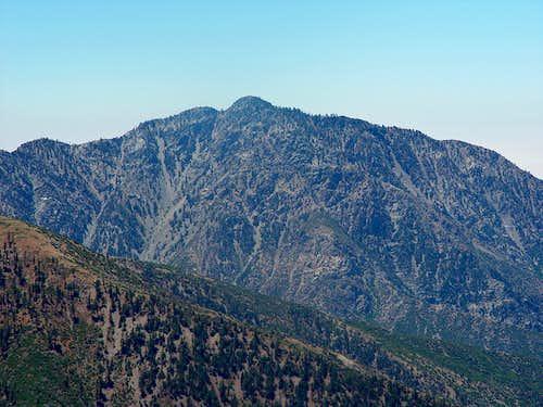 Mountain Views - Iron Mountain #1 - 8,007 feet