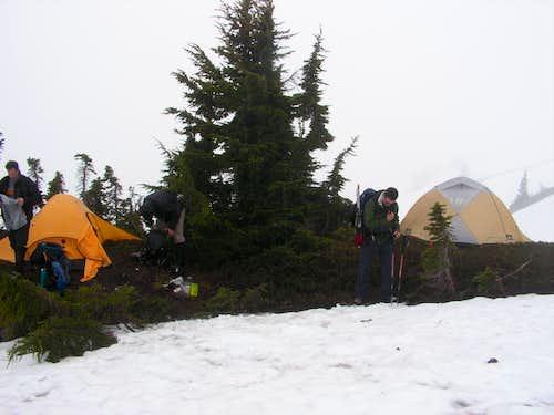 Glacier Peak 2008