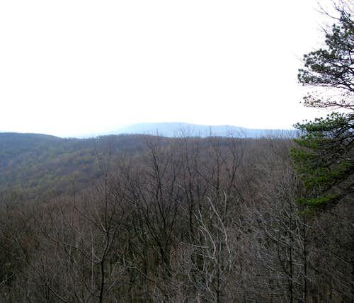 White Rocks View