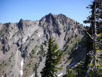 Summit area of Skookum
