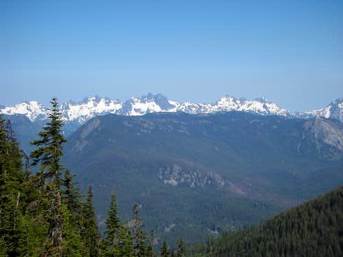 Snoqualmie Pass Peaks