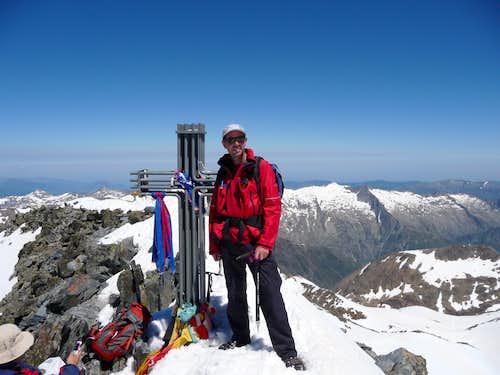 Summit of Pica d'Estats