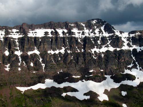 Summit View-- North