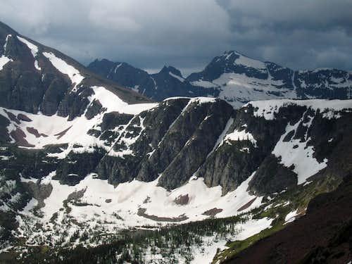Summit View-- SW