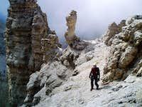 Piz Selva Summit