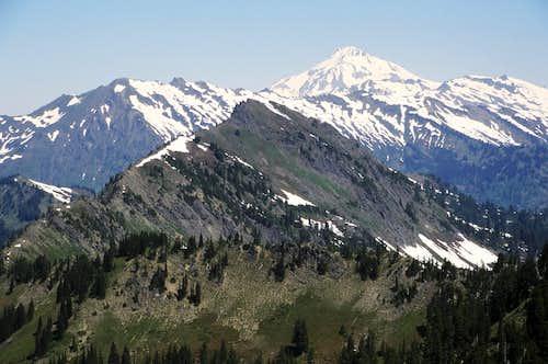 Bryant Peak (Poets Ridge)