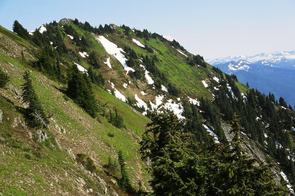 Traveling Poet's Ridge South