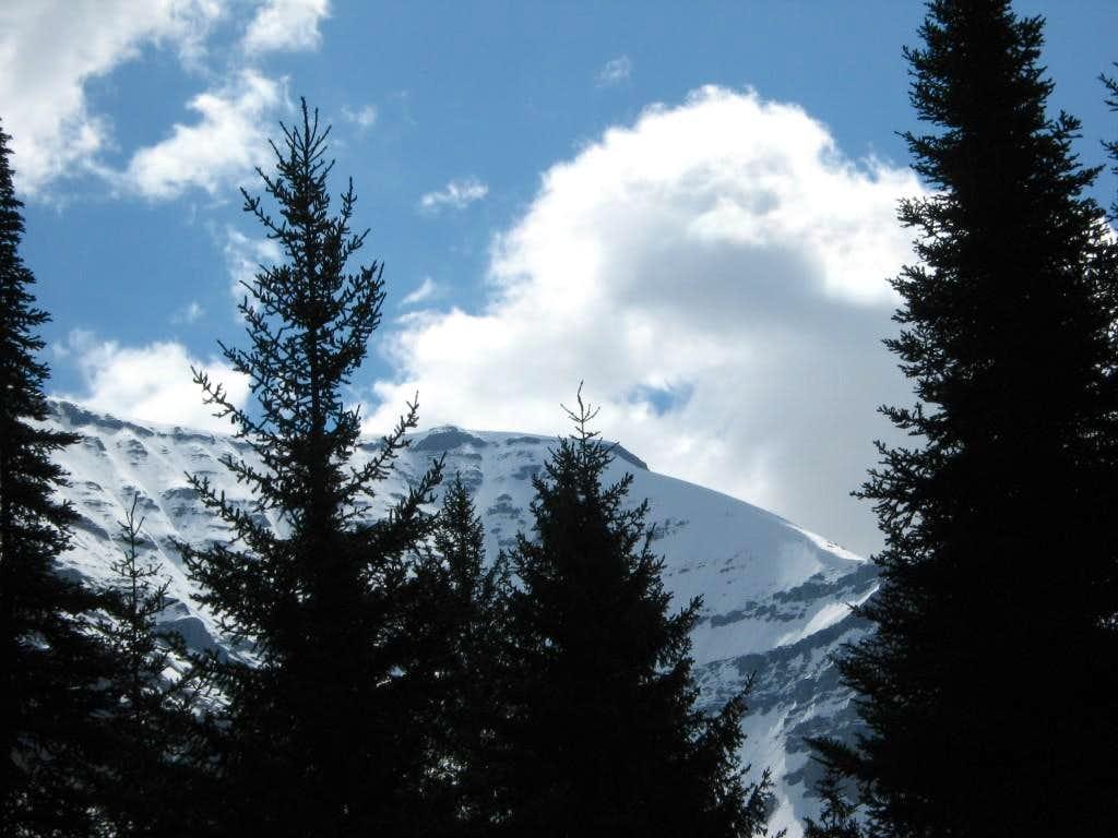 Mount Cleveland West Ridge