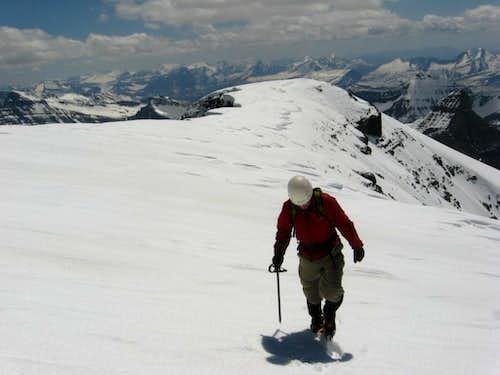 Mount Cleveland Summit Ridge 1