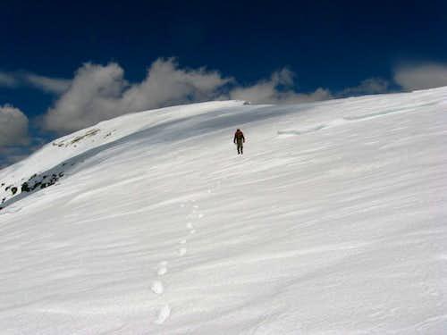 Mount Cleveland Summit Ridge 2