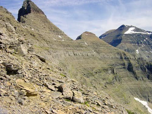 Stoney Indian Peaks Traverse