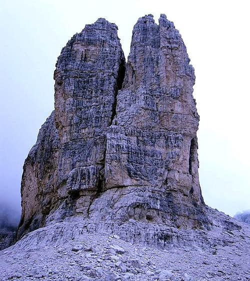 i Gemelli, the summit that...