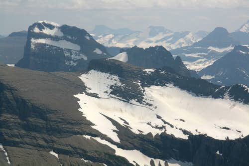 A View from Iceberg Peak