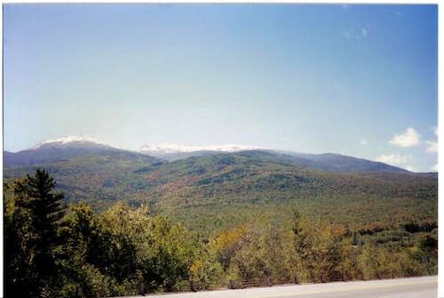 Northern Presidentials from...