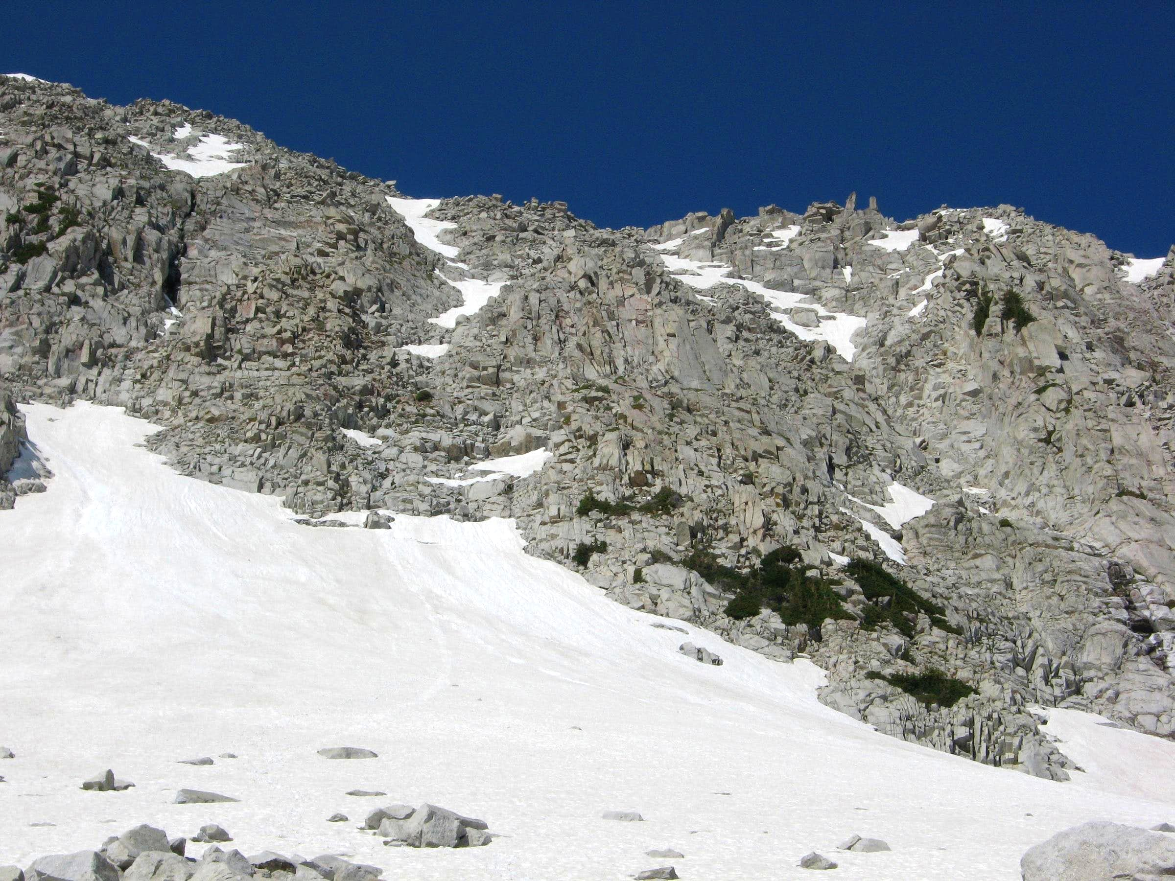 South Summit Couloir