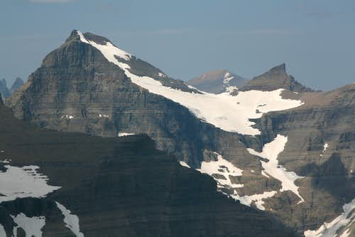 Mt. Merritt and Natoas Peak