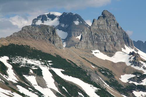 Mt. Gould and the Garden Wall