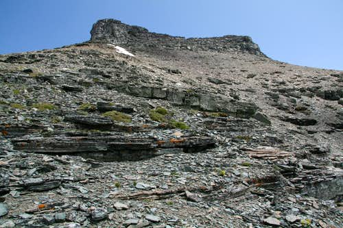 Iceberg Peak Summit