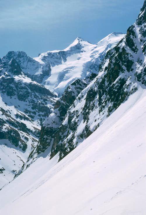 Pic de Neige Cordier