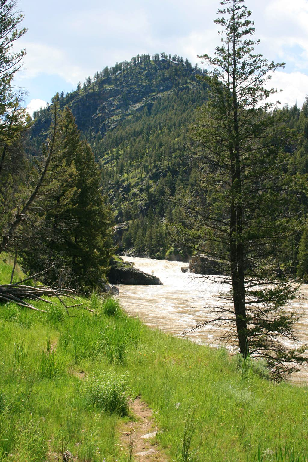 Yellowstone River Trail