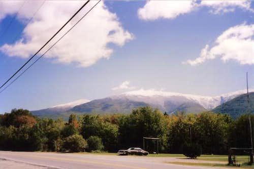 Mount Adams and King Ravine,...