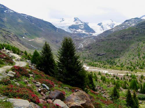 A beatiful hike...