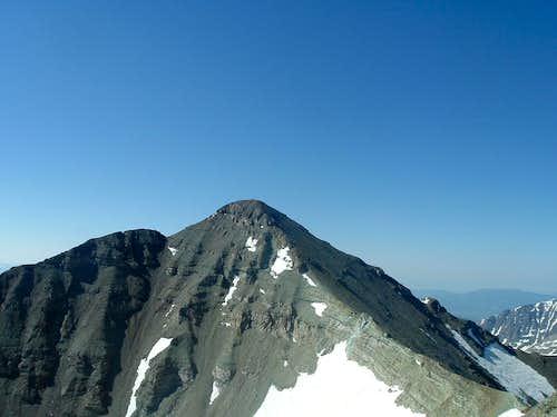 Castle Peak- to complete my Tour De Conundrum/Castle Peaks