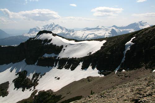 North Swiftcurrent Glacier Basin
