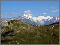 Grossglockner from Mulleter Sadnig