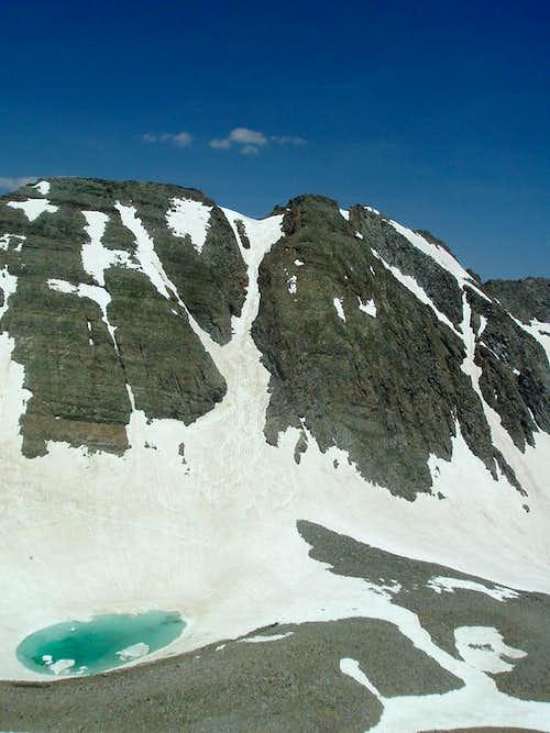 Conundrum Peak- 1st venture into the Elk Range