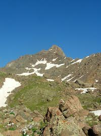 Wetterhorn Peak- back to the San Juans