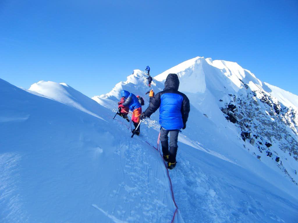 Denali - Summit Ridge