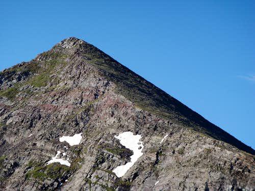 Comanche Peak North Ridge