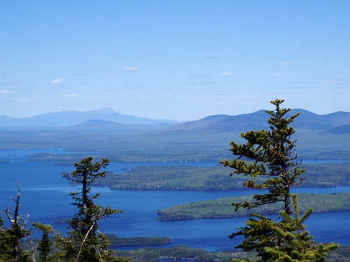 Katahdin and Moosehead