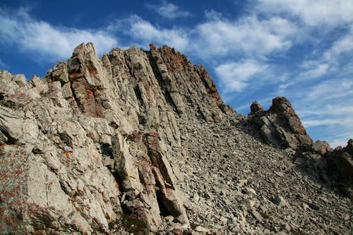 Old Baldy-- North Ridge