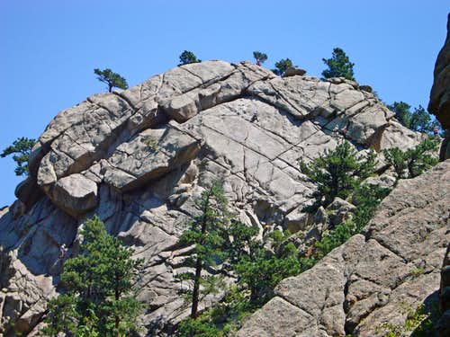 The Dome in Boulder Canyon
