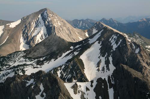 Rocky Mountain and Point 8752