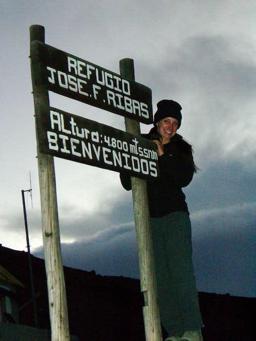 Cotopaxi Refugio